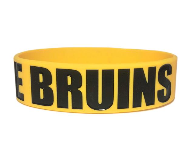 Bruins Sports Wristbands